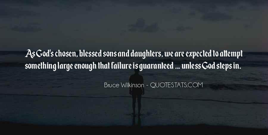 Quotes About Failure And God #1629345