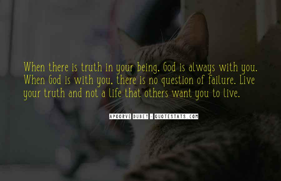 Quotes About Failure And God #1645266