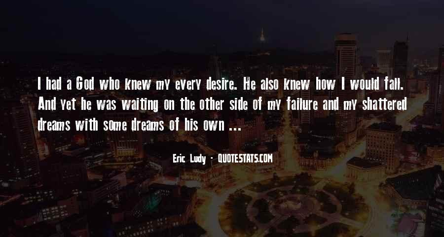 Quotes About Failure And God #446983