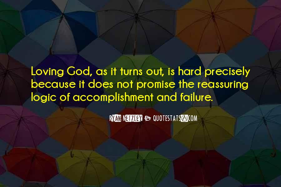 Quotes About Failure And God #530714