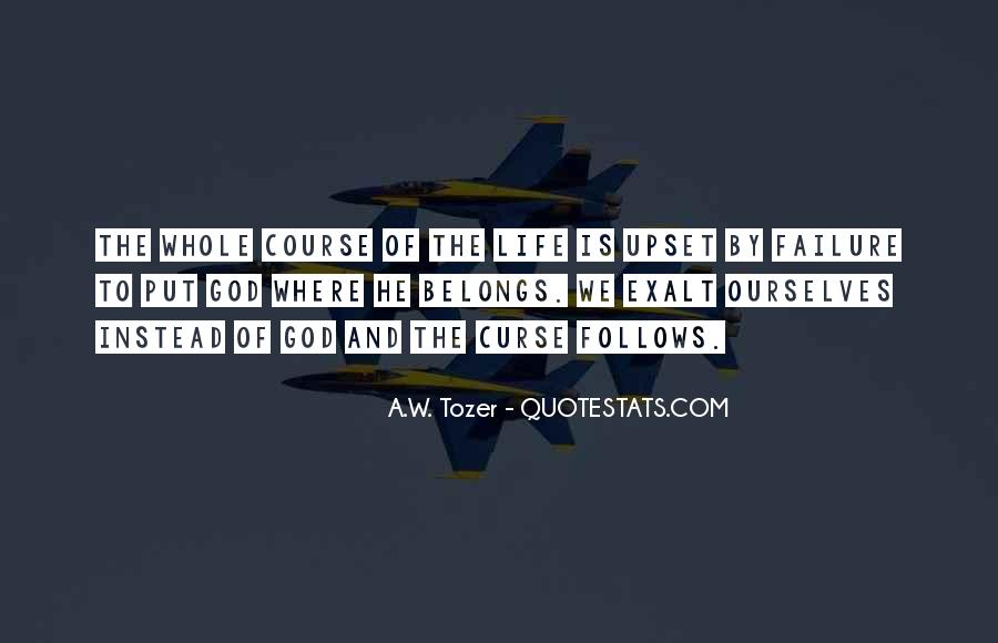 Quotes About Failure And God #673965