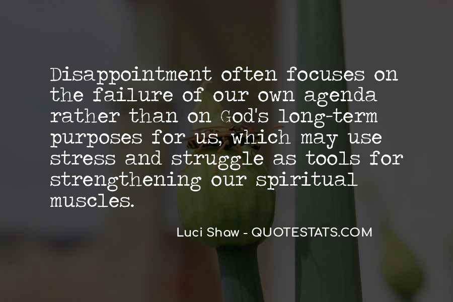 Quotes About Failure And God #682007