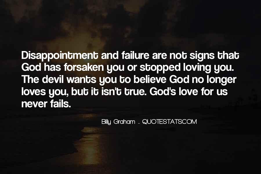 Quotes About Failure And God #843973