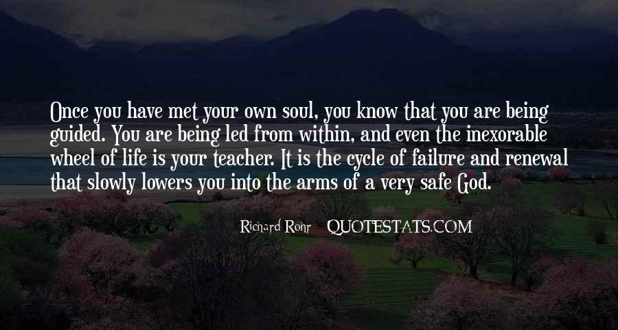Quotes About Failure And God #862009
