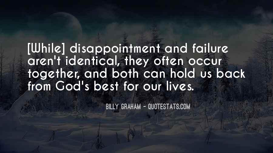 Quotes About Failure And God #922029