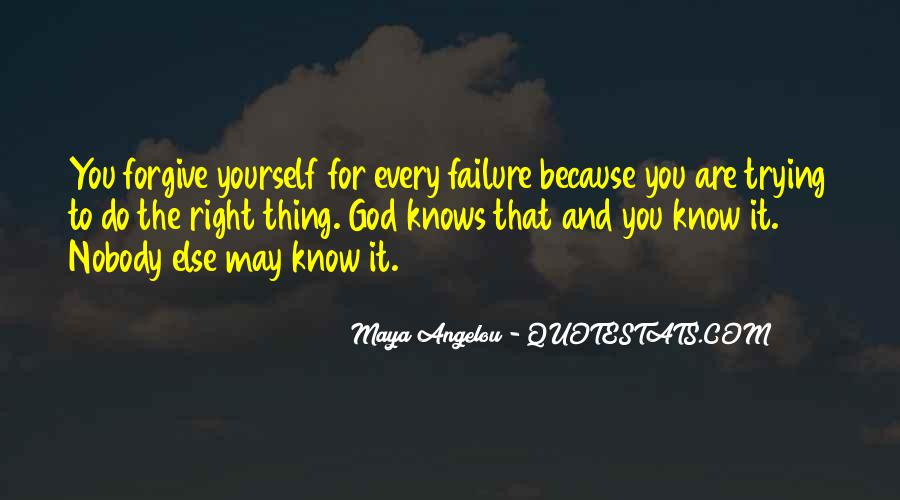 Quotes About Failure And God #933156