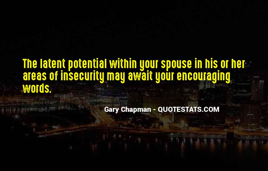 Quotes About Your Spouse #28733