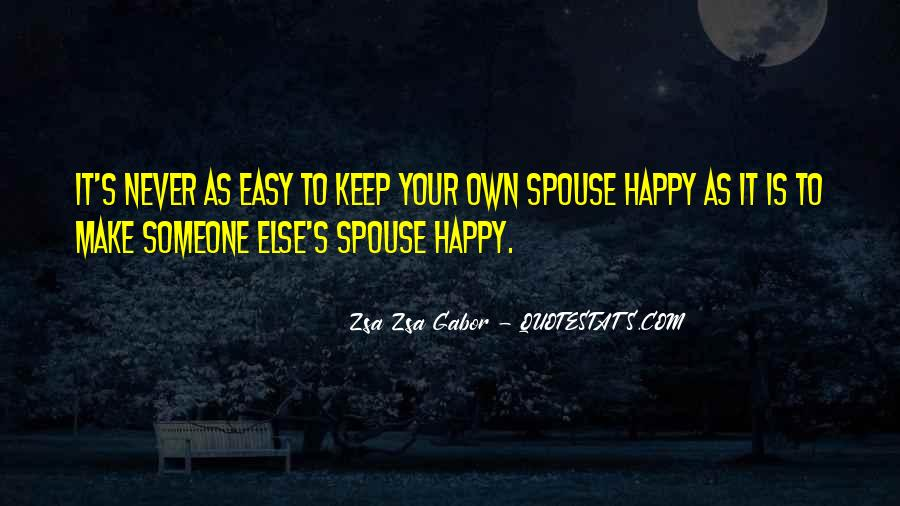 Quotes About Your Spouse #516451