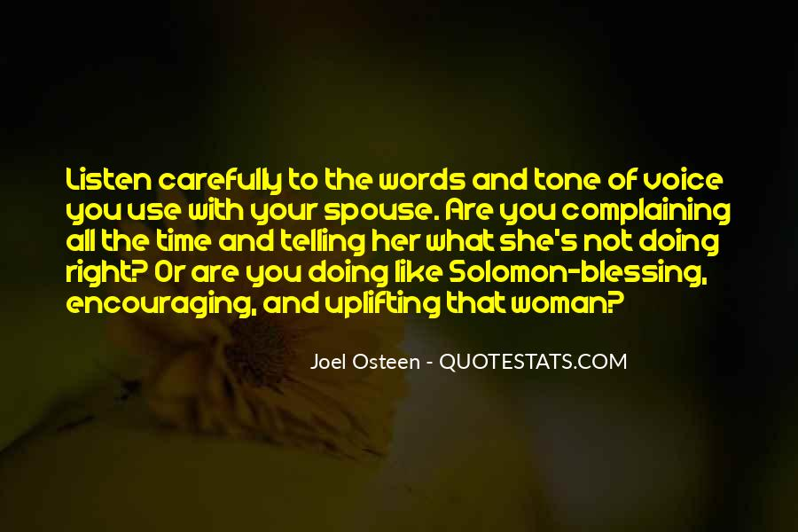 Quotes About Your Spouse #540291