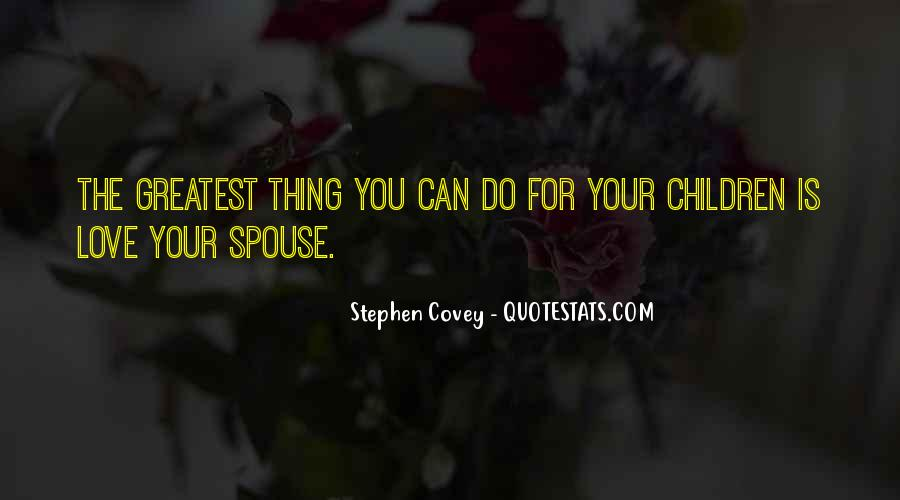Quotes About Your Spouse #636123