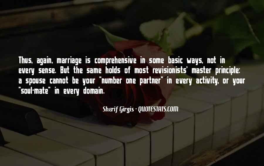 Quotes About Your Spouse #880928