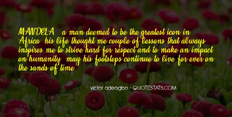 Quotes About Sands Of Time #278079