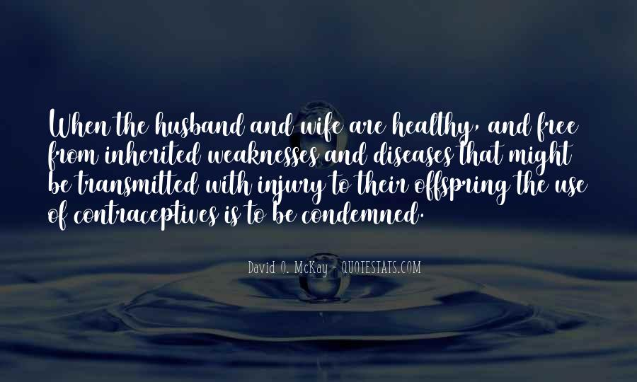 Quotes About Contraceptives #580877