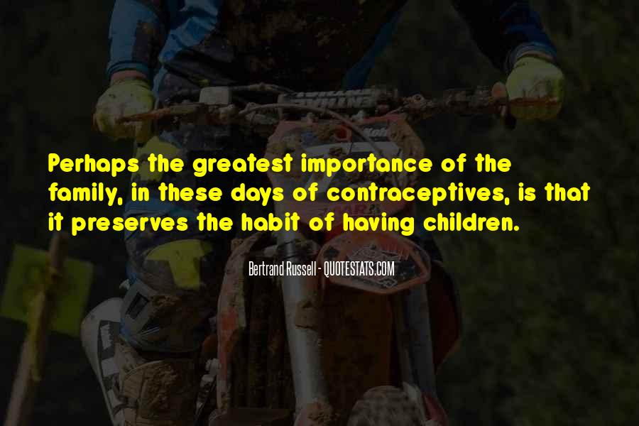 Quotes About Contraceptives #770582