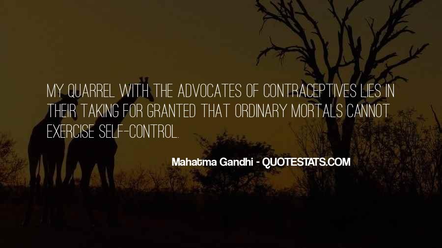 Quotes About Contraceptives #823479