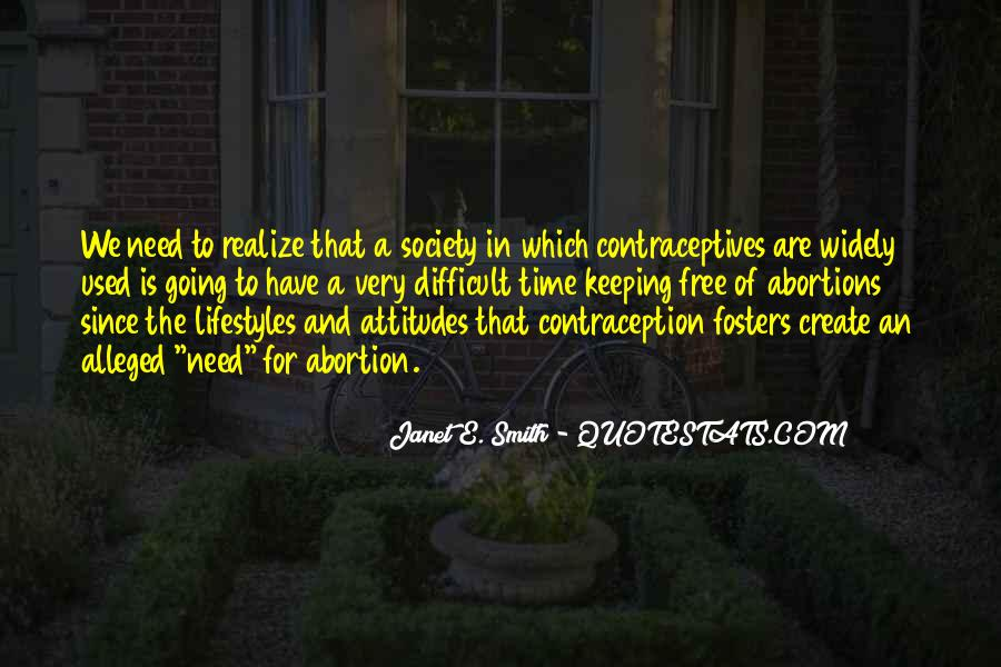 Quotes About Contraceptives #830972