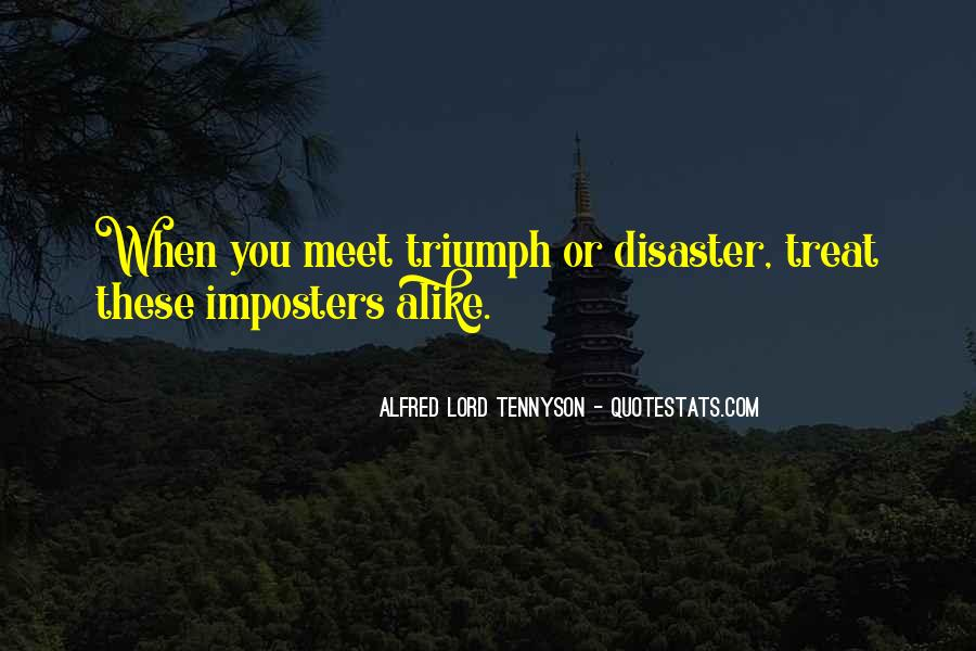 Quotes About Imposters #414757