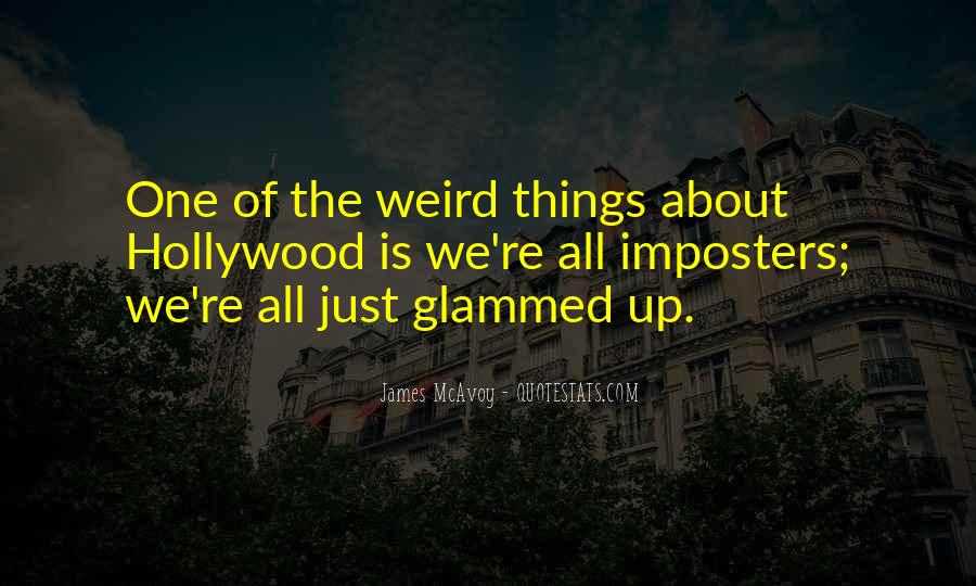 Quotes About Imposters #566913
