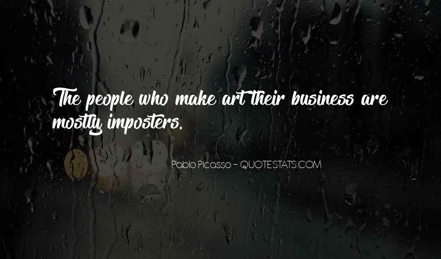 Quotes About Imposters #756886