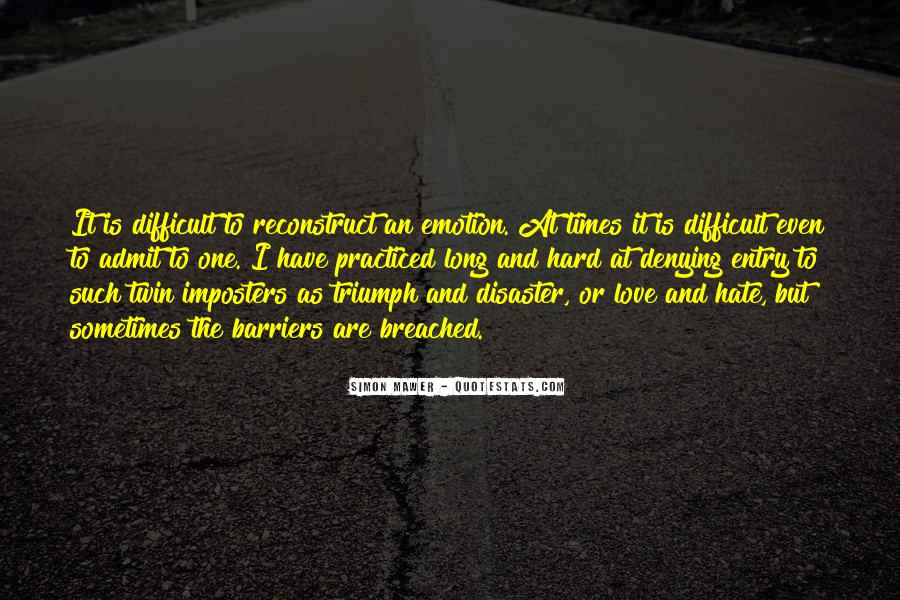 Quotes About Imposters #769685
