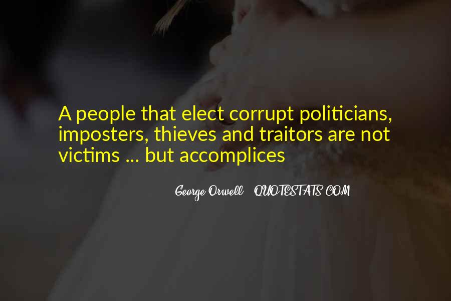 Quotes About Imposters #967029
