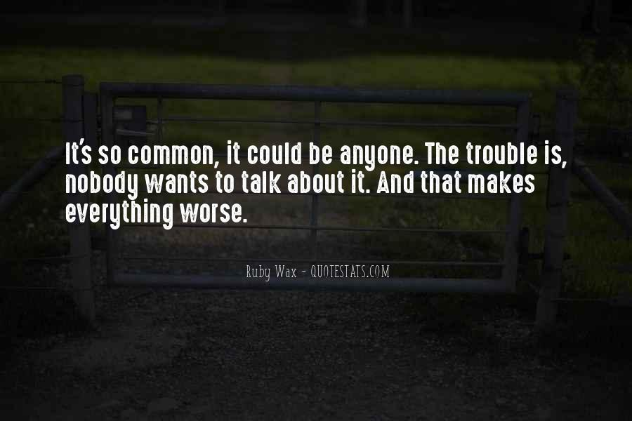 Quotes About Stigma Of Mental Illness #90917