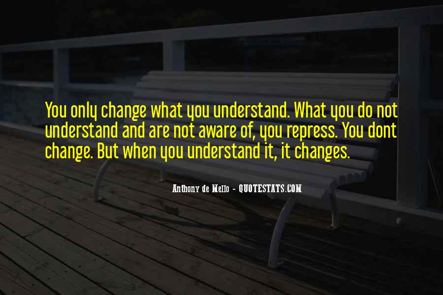 Quotes About U Dont Understand Me #730125
