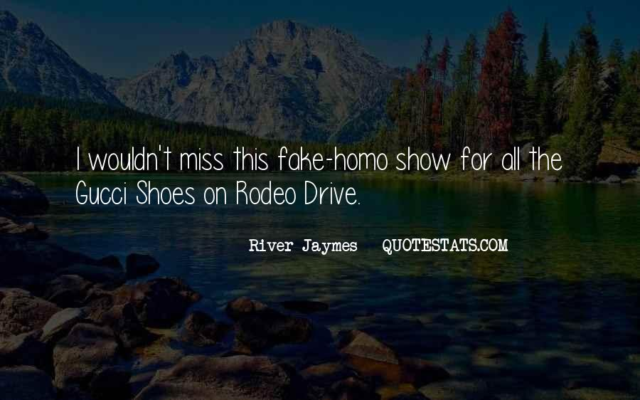 Quotes About Gucci Shoes #1878615