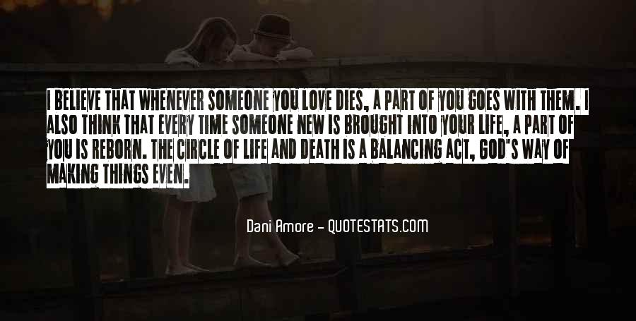 Quotes About Someone You Love Dies #1081613