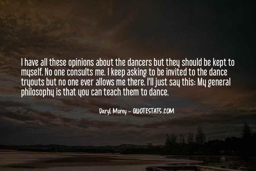 Quotes About Tryouts #1204783