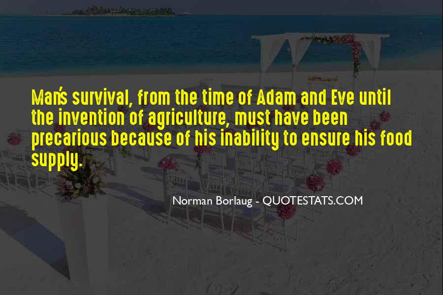 Quotes About Inability #18589