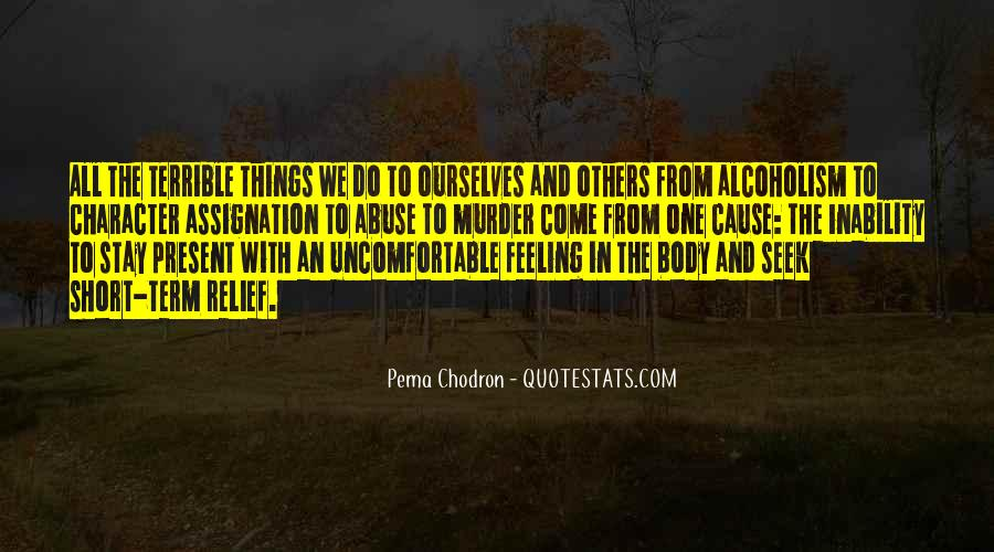 Quotes About Inability #201193