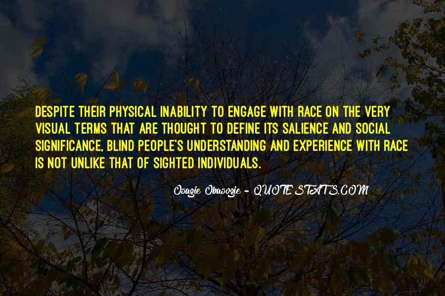 Quotes About Inability #223041