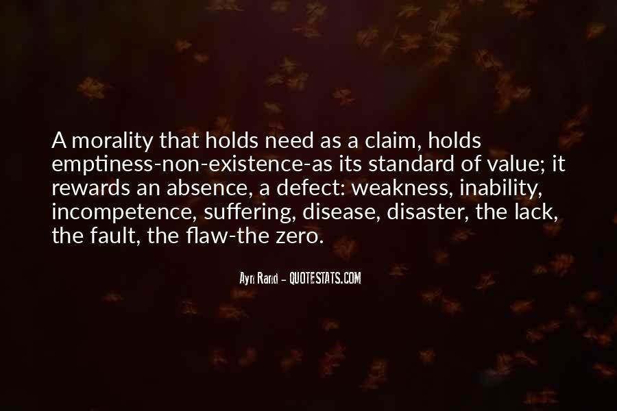 Quotes About Inability #22530