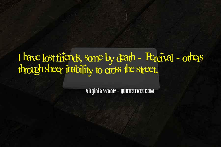 Quotes About Inability #271587