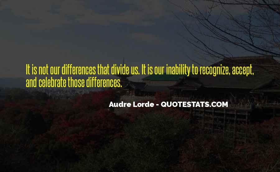 Quotes About Inability #284681