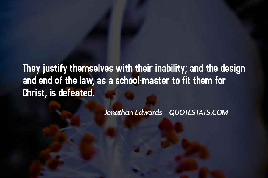Quotes About Inability #286288