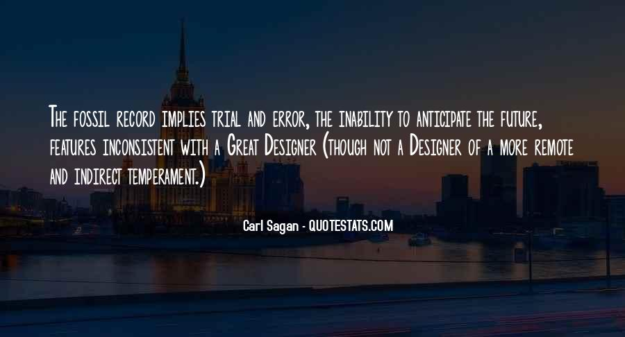 Quotes About Inability #306564