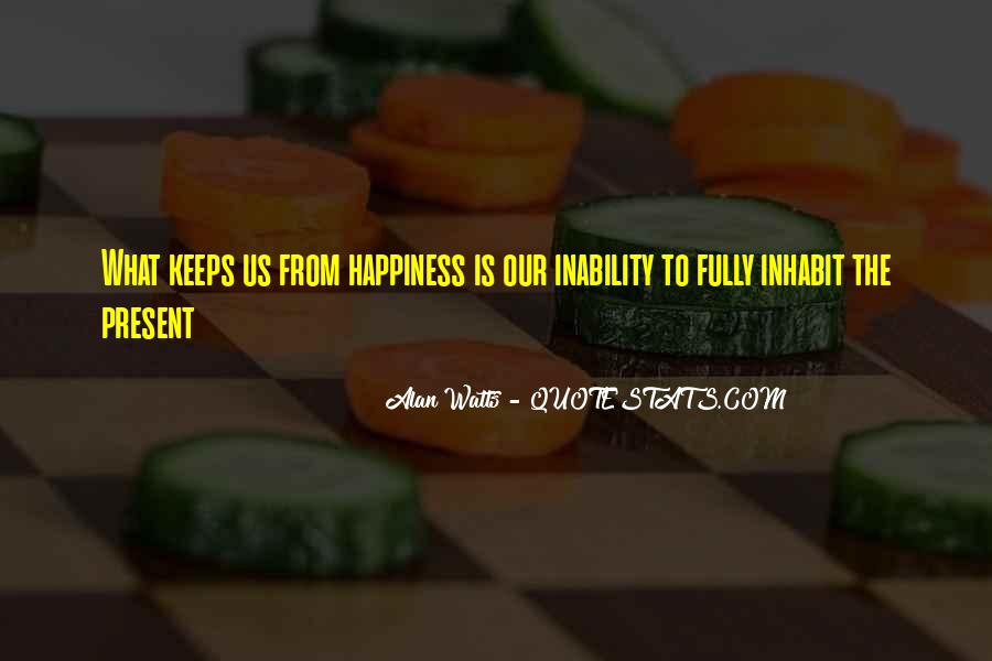 Quotes About Inability #54375