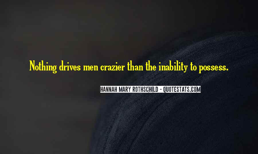 Quotes About Inability #79827