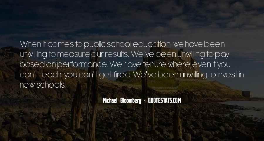 Quotes About School Results #50421