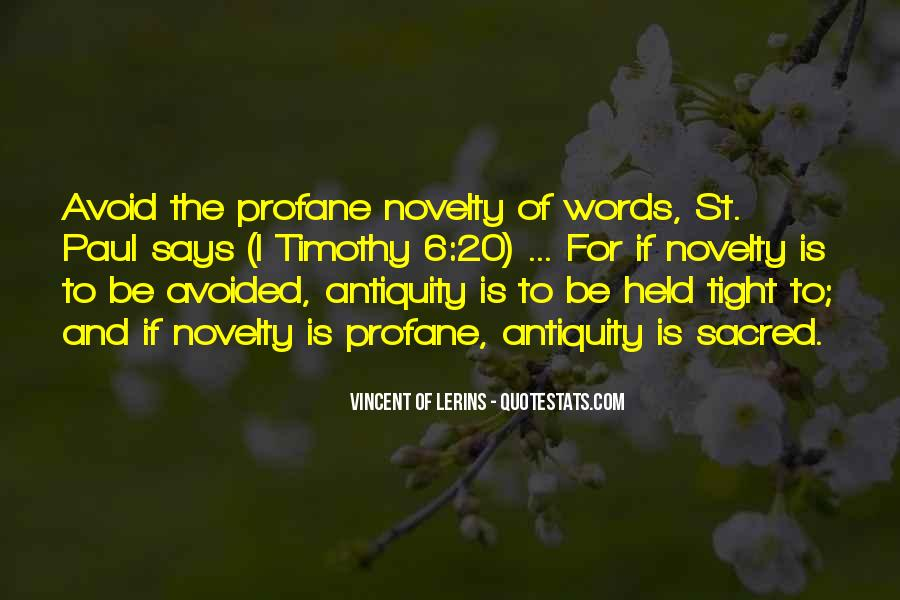 Quotes About Novelty #188506
