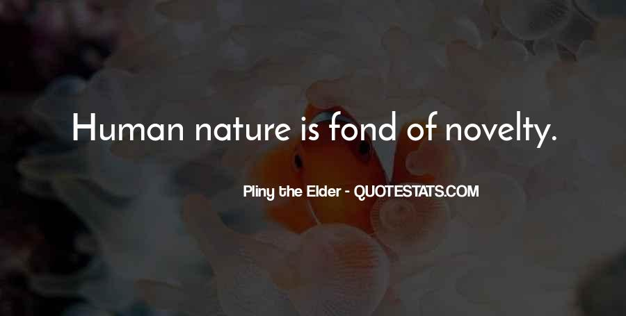 Quotes About Novelty #429437