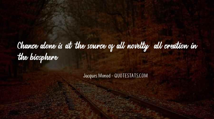 Quotes About Novelty #441321