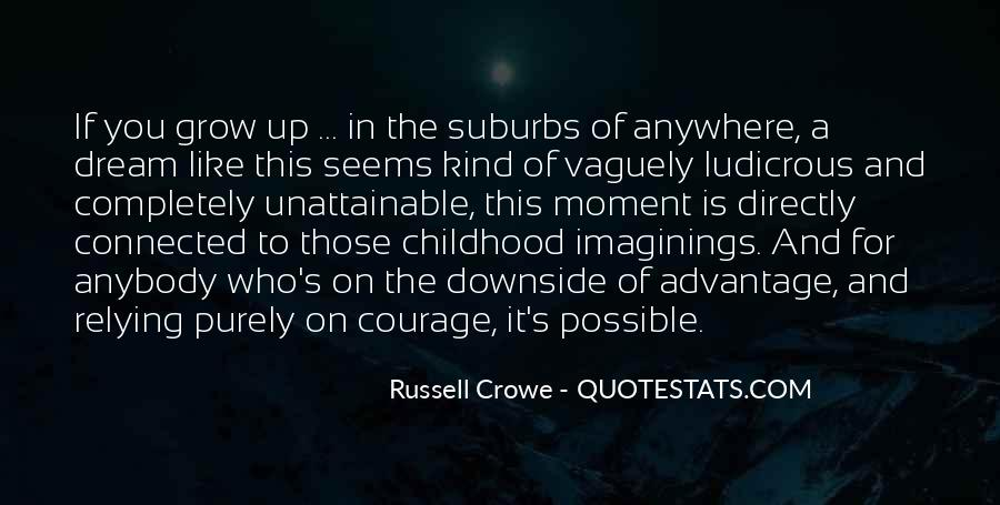 Quotes About Childhood And Growing Up #1811559