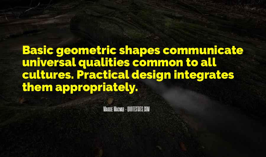 Quotes About Universal Design #344682
