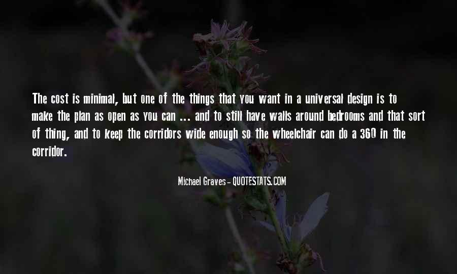Quotes About Universal Design #393951