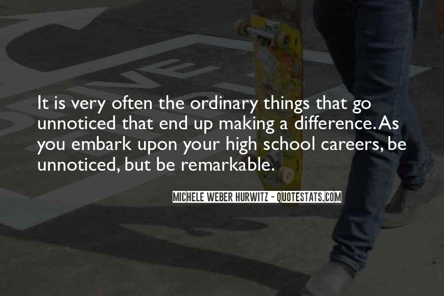 Quotes About High School Coming To An End #1403905