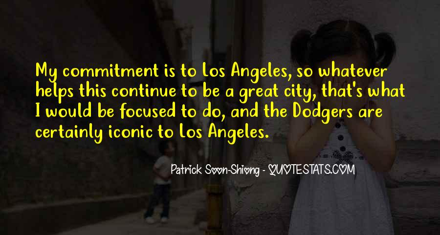 Quotes About Dodgers #1113961