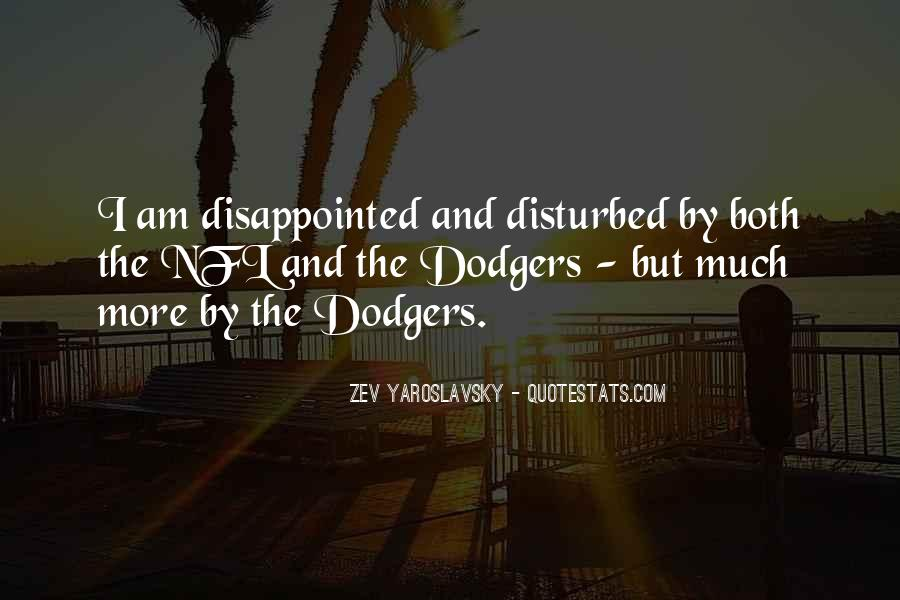 Quotes About Dodgers #1745464